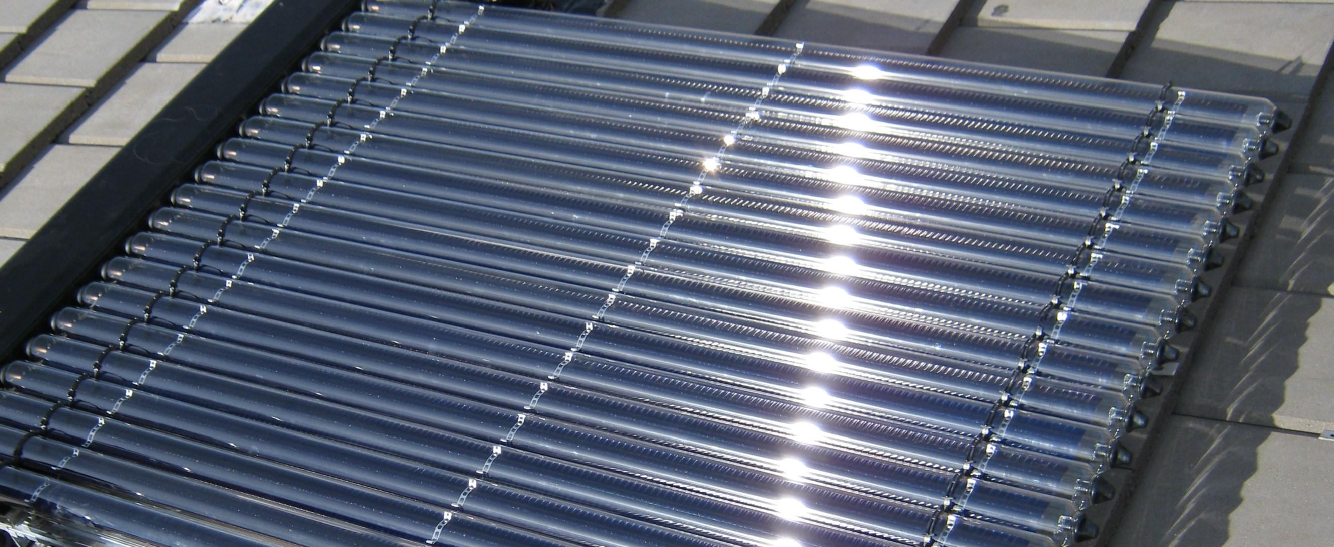 gaziantep vakum tüplü güneş enerjisi